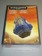 Warhammer 40K SPACE MARINE DROP POD Box Set!! Brand New+Sealed!!
