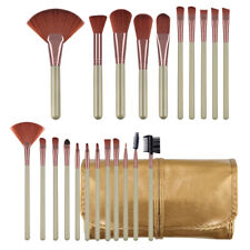 22Pcs Pro Kabuki Makeup Brushes Set Foundation Powder Eyeshadow Blending Tool