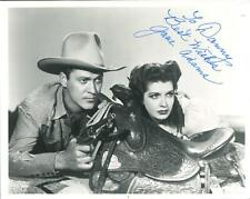 Jane Adams Signed Photo Autograph Actress House of Dracula The Cisco Kid