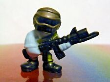 G.I. Joe Micro Force #35 STEEL BRIGADE Micro Hero Mint OOP