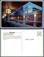 PENNSYLVANIA Postcard - Philadelphia, Marriott Motor Hotel N10
