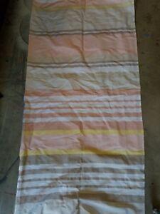 "DKNY ""Stripes"" 72"" Fabric Shower Curtain"
