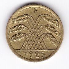 1925 F Germany 5 Reichspfennig***Collectors***