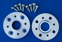 Seat Ibiza 93-02 25mm Alloy Hubcentric Wheel Spacers 4x100 PCD 57.1 CB 1 PAIR