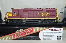 HO scale Atlas Gold DCC SOUND Twin Cities & Western RR EMD GP39-2 locomotive