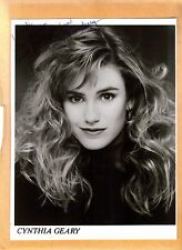 Cynthia Geary-signed photo-15 a