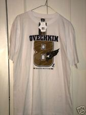 Brand New Alexander Ovechkin Caps T Shirt Size Medium