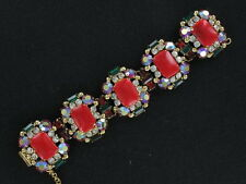 Superb and OUTRAGEOUS bracelet by David Mandel - The Show Must Go On (BR544)