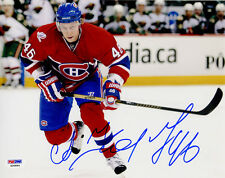 Andrei Kostitsyn SIGNED 8x10 Photo Montreal Canadiens PSA/DNA AUTOGRAPHED