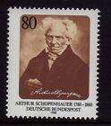 WEST GERMANY MNH STAMP DEUTSCHE BUNDESPOST 1988 ARTHUR SCHOPENHAUER SG 2231