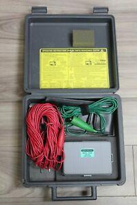 Kyoritsu 4102A-H Analogue Earth Tester Model