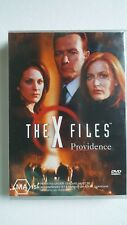 The X Files - Providence [DVD] NEW & SEALED, Region 4, FREE Next Day Post