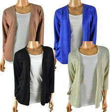 Wallis Cotton Blend 3/4 Sleeve Jumpers & Cardigans for Women