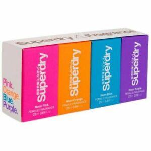 Superdry Neon Giftset Sprays Women