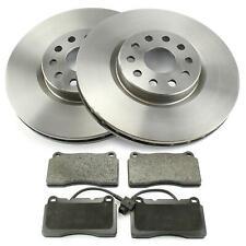 Bremsscheiben + Bremsbeläge vorne 310mm belüftet Alfa Romeo 166 936 2.0 2.5 3.0