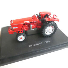 Traktor  Renault 56 -1968-  Hachette/Atlas  1/43 OVP#4821