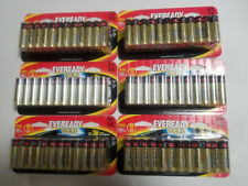 Eveready - Gold AA Alkaline Battery 1.5Vcc (6 x 36=216 Batteries) Exp.12/2026