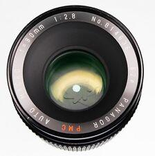 Panagor 90mm f2.8 1:1 Macro Konica EE mount   #814636