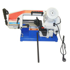 "Portable Metal Band Saw  4"" x 6"" Round Square Cutting Cutter 1/2Hp 1430 Rpm"