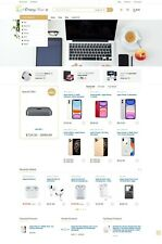 Apple iPhone, Macbook, iPad Products Store, Amazon DropShip/Affiliate Website