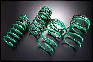 Tein S-Tech Lowering Springs - fits Mazda MX5 1.8 1999-05
