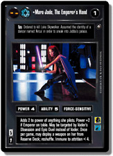 Singles [choose card] ENHANCED PREMIERE CLOUD CITY JABBA'S PALACE star wars ccg