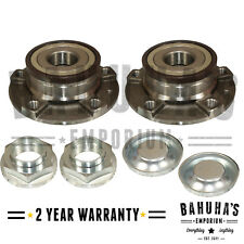 x2 REAR WHEEL BEARING HUB KIT FIT FOR A PEUGEOT 407/SW, 508/SW, 607 00-ON *NEW*
