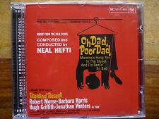 "NEAL HEFTI ""OH DAD,POOR DAD..."" nice SOLD OUT 60's OST RCA Records CD"