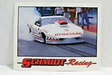 Steve Schmidt Racing Mini Poster Card