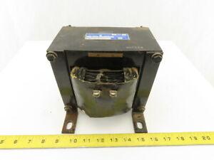Hevi-Duty Y1500 220-480V Pri Multi Tap 110/120V Sec 1Ph 1.5kVa Transformer