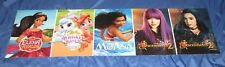 DISNEY Toys R Us Exclusive Display/Sign (LARGE 4' x 1') Descendants/Moana +