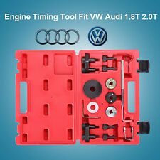 FOR VAG 08-13 AUDI VW 2.0 TURBO TIMING LOCKING TOOL KIT Camshaft TFSI  EOS