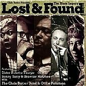 Various Artists - Lost And Found Series Vol.1 (Chris Barber Presents... The Blue