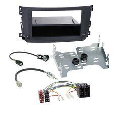 SMART FORTWO 10-15 1-DIN radio de voiture Set d'installation Câble adaptateur