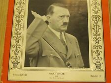 Adolf Hitler Time Magazine 1936