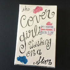 Rare 1992 The Cover Girls Cassette Tape Single - Wishing On A Star - New Sealed