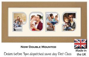 Pops Photo Word Photo Frame Photos in a Word 1248-BB