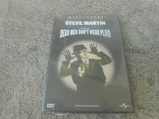 CARL REINER-STEVE MARTIN-DEAD MEN DON'T WEAR BLACK-DVD-REGION 1-SEALED-BRAND NEW
