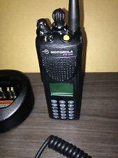 VHF Police Fire 1 Motorola XTS3000 3 P25 DIGITAL Narrowband radio W/ Programming