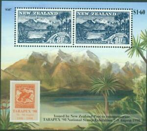 New Zealand. 1998. TARAPEX'98. National Stamp Exhib. Mini Sheet. MUH.