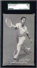 1948-49 Sports Champion Exhibit,Riggs,SGC60,Black/White Tint,2 Higher