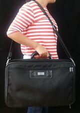 SAMSONITE CANVAS MESSENGER BAG / LAPTOP PORTFOLIO / BLACK