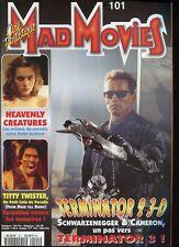 Ciné-Fantastique Mad Movies N°101 Terminator Schwarzenegger