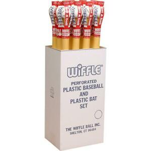 The Wiffle Ball Wiffle Bat and Ball Combo - 12 Pack