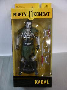 Mortal Kombat Kabal Hooked Up Skin 18cm   McFarlane (KBK)