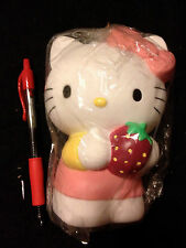 New~SANRIO HELLO KITTY VINYL BANK FROM JAPAN-ship free