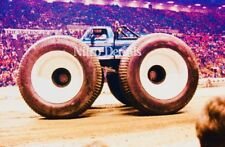 BIGFOOT 4x4 FORD Photo 8x10 Original MONSTER Truck CRUSHER NHRA from 1980's