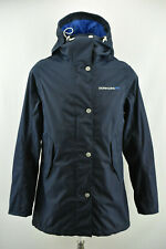 DIDRIKSONS Olivia Womens Jacket Storm System Parka Waterproof Hooded Size 38
