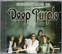 Deep Purple CD Bombay Live '95 Brand New Sealed