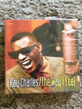 The Way I Feel by Ray Charles (CD, Jan-2013, 4 Discs, Proper Box (UK)) SEALED